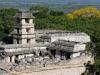 Mayský palác, Palenque