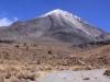 Najvyššia hora, bývalá sopka Pico de Orizaba