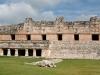Palácový komplex, Uxmal