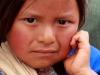 Indiánske dievčatko, San Juan Chamula