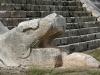 Kukulkánova hlava, Chichén Itzá